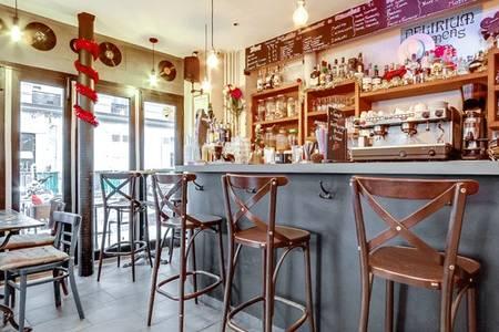 Le Petit Paris 17, Bar Paris Epinettes #0