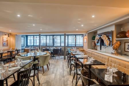La Perla Restaurant Italien, Restaurant Paris-1ER-Arrondissement Montorgueuil #0