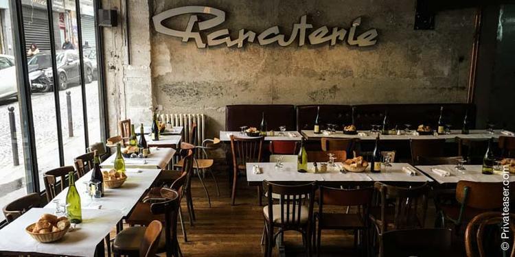 La Cantine Belleville, Bar Paris Belleville #0
