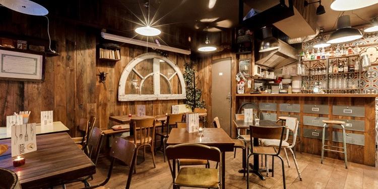 Les P'tites Poules, Bar Paris Grands Boulevards #0