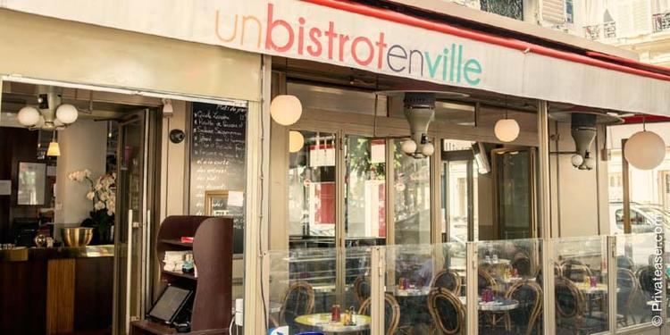 Un bistrot en ville, Bar Paris Saint-Lazare #0