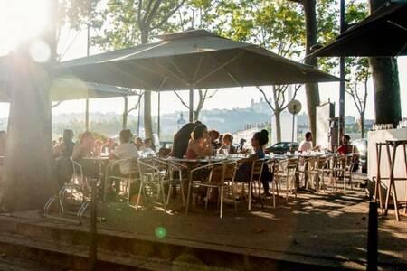 Le Mondrian, Restaurant Lyon Guillotière #0