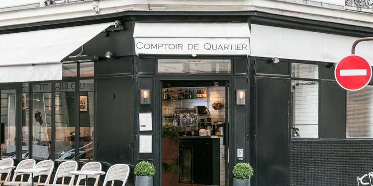 Le Petit Caillou, Bar Paris Grenelle #0