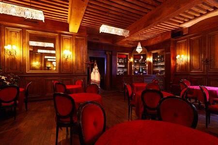 Le Passage, Restaurant Lyon Terreaux-Bat d'argent #0