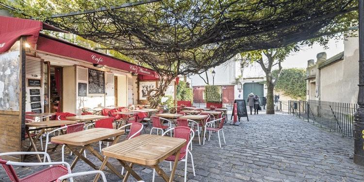 Chez Plumeau Paris, Bar Paris Montmartre #0
