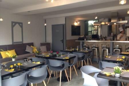 Le Pierre Scize, Restaurant Lyon Pierre Scize #0