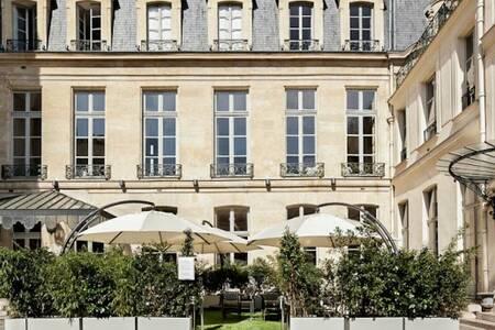 Le Poulpry, Restaurant Paris Invalides #0