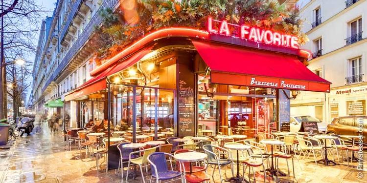 La Favorite Paris, Bar Paris Arts et Metiers #0