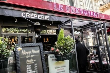 Le Prévoyant, Restaurant Paris Gare de l'Est #0