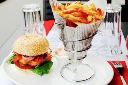 Le Qg, Restaurant Paris  #0