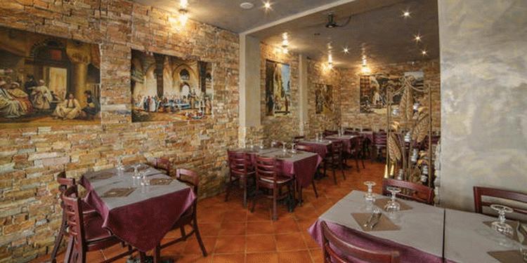 Restaurant Le Phénicien Paris, Restaurant Paris Canal Saint-Martin #0