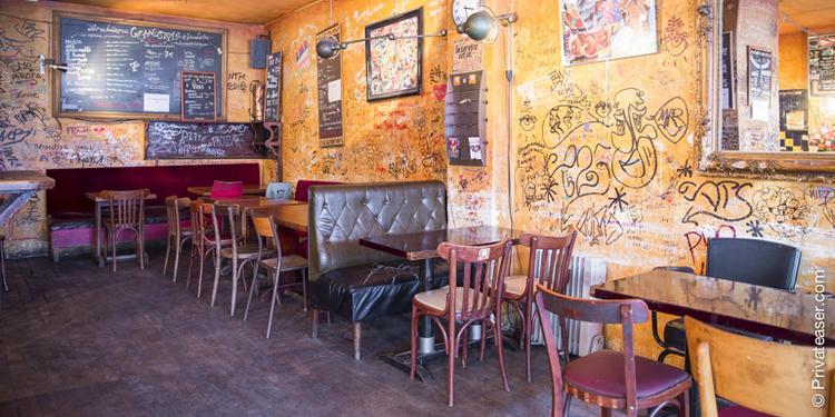 Nun's Café, Bar Paris Parmentier #0