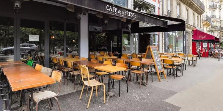 Le Café de la Presse, Bar Paris Bastille #0