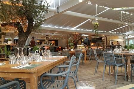 Le Rowing, Restaurant Toulouse Ramier #0