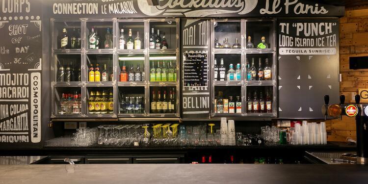 L'Underground Bar (ex : Le Generator : le Club), Bar Paris Hôpital Saint Louis #0