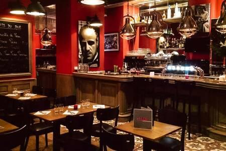 Le Stand, Restaurant Paris  #0