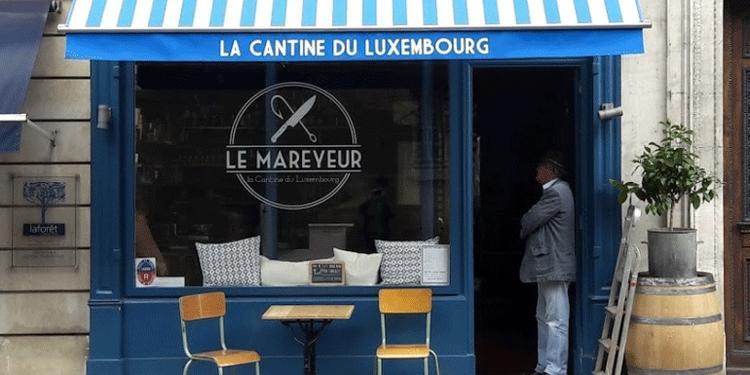 Le Mareyeur, Restaurant Paris Odéon #0