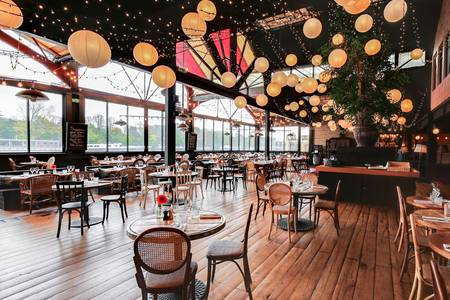 Le Quai Ouest - Restaurant, Restaurant Saint-Cloud Hauts-de-Seine #0
