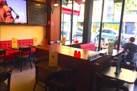 Café Minute Papillon, Bar Paris Gare de Lyon #0