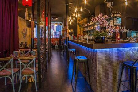 Shanghai Pub Paris, Bar Paris Ménilmontant #0
