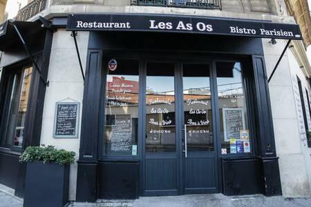 Les As Os, Restaurant Paris Saint Lambert #0