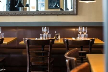 Les Cailloux, Restaurant Paris Maison-Blanche #0