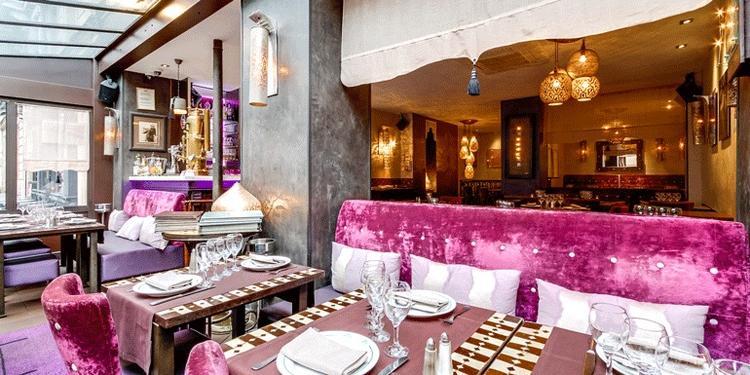 Restaurant L'oriental Paris, Restaurant Paris Pigalle #0