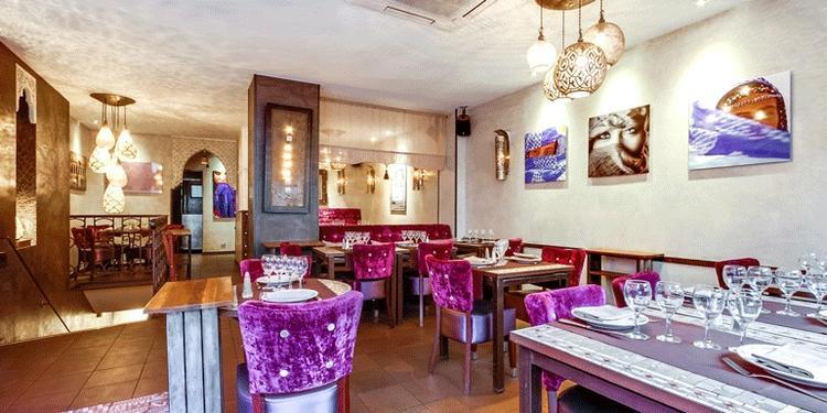 Restaurant L'oriental Paris, Restaurant Paris Pigalle #1