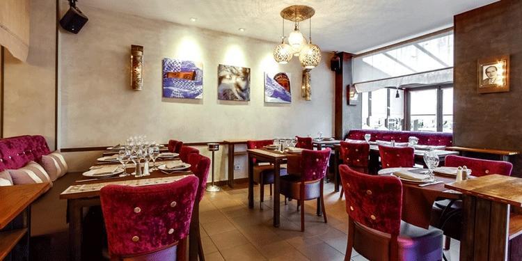 Restaurant L'oriental Paris, Restaurant Paris Pigalle #2