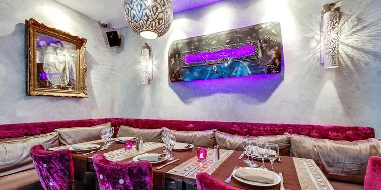 Restaurant L'oriental Paris, Restaurant Paris Pigalle #3