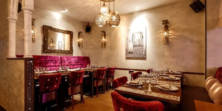 Restaurant L'oriental Paris, Restaurant Paris Pigalle #4