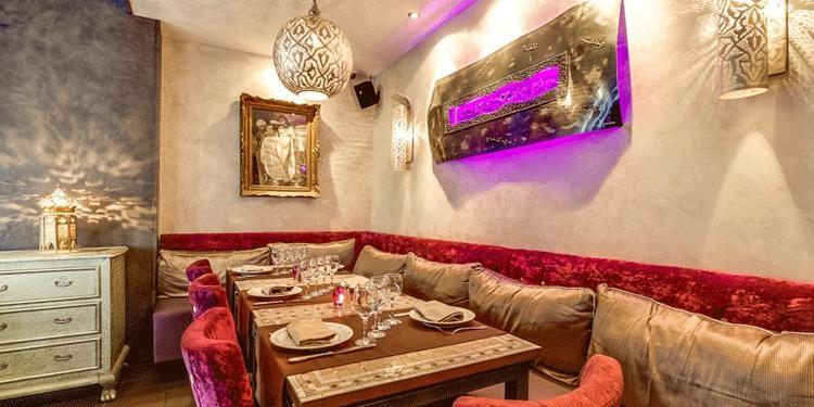 Restaurant L'oriental Paris, Restaurant Paris Pigalle #5
