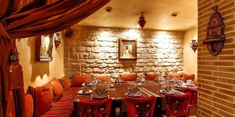Restaurant L'oriental Paris, Restaurant Paris Pigalle #6