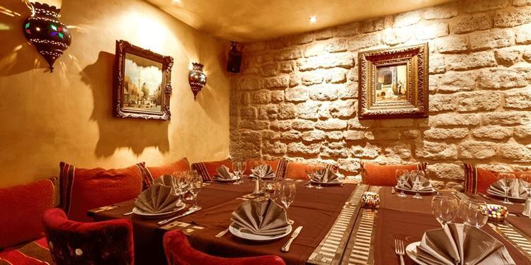 Restaurant L'oriental Paris, Restaurant Paris Pigalle #7