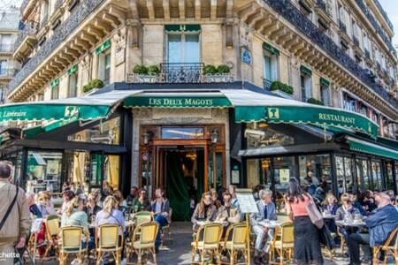 Les Deux Magots, Restaurant Paris-6E-Arrondissement  #0