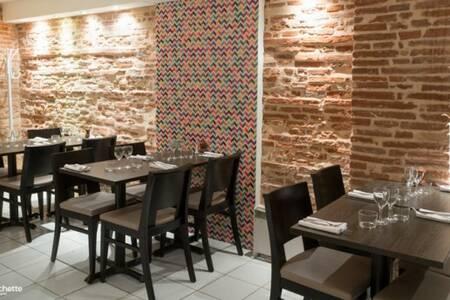 Les Fortes Têtes, Restaurant Toulouse Les Chalets #0
