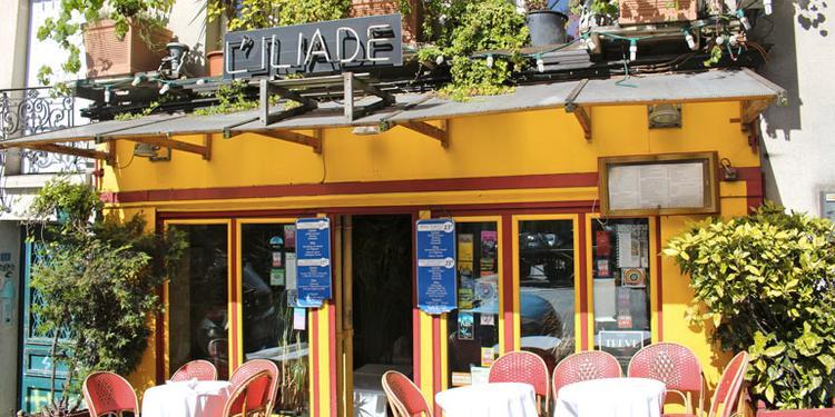 Restaurant L'Iliade, Restaurant Paris Belleville #0