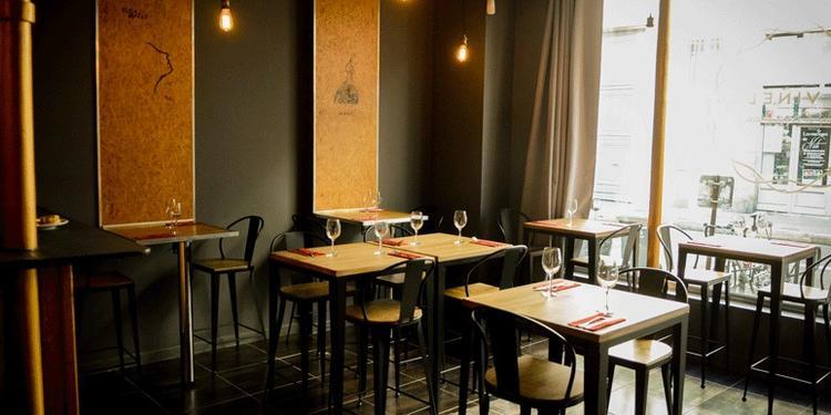 El Vinedo, Bar Paris  #0