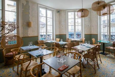 Les Résistants, Restaurant Paris Porte Saint Martin  #0