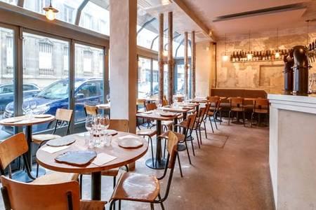 Le 116 Pages Paris, Restaurant Paris Champs-Elysées #0