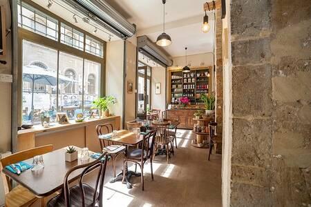 Libellule, Restaurant Lyon Ainay #0