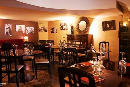 Living Art'S, Restaurant Marseille Notre Dame Du Mont #0