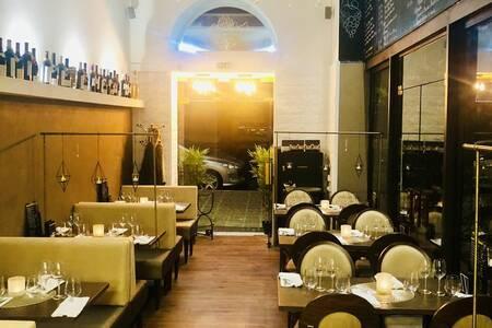 Lykita, Restaurant Nice Carabacel #0