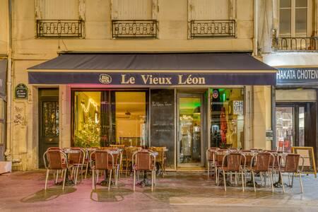 Le Vieux Léon Paris, Bar Paris Les Halles #0
