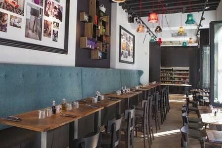 Madame Bistro, Restaurant Lille  Wazemmes #0