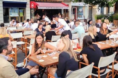Le Café du Marché (FERMÉ), Bar Neuilly-sur-Seine  #0