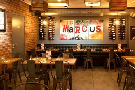 Marcus, Restaurant Courbevoie  #0
