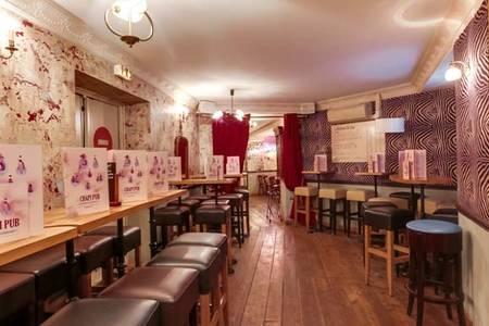 Chapi Chapo Bar Paris, Bar Paris Jussieu #0