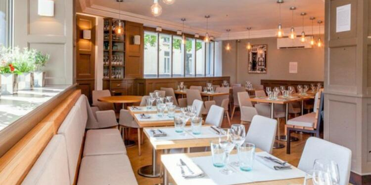 Mavrommatis - Passy, Restaurant Paris La Muette #0