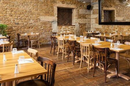 Midi Minuit République, Restaurant Lyon Terreaux-Bat d'argent #0